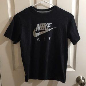 Black Nike Air T-Shirt
